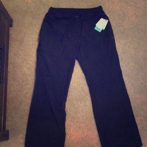 Women's black scrub pants!